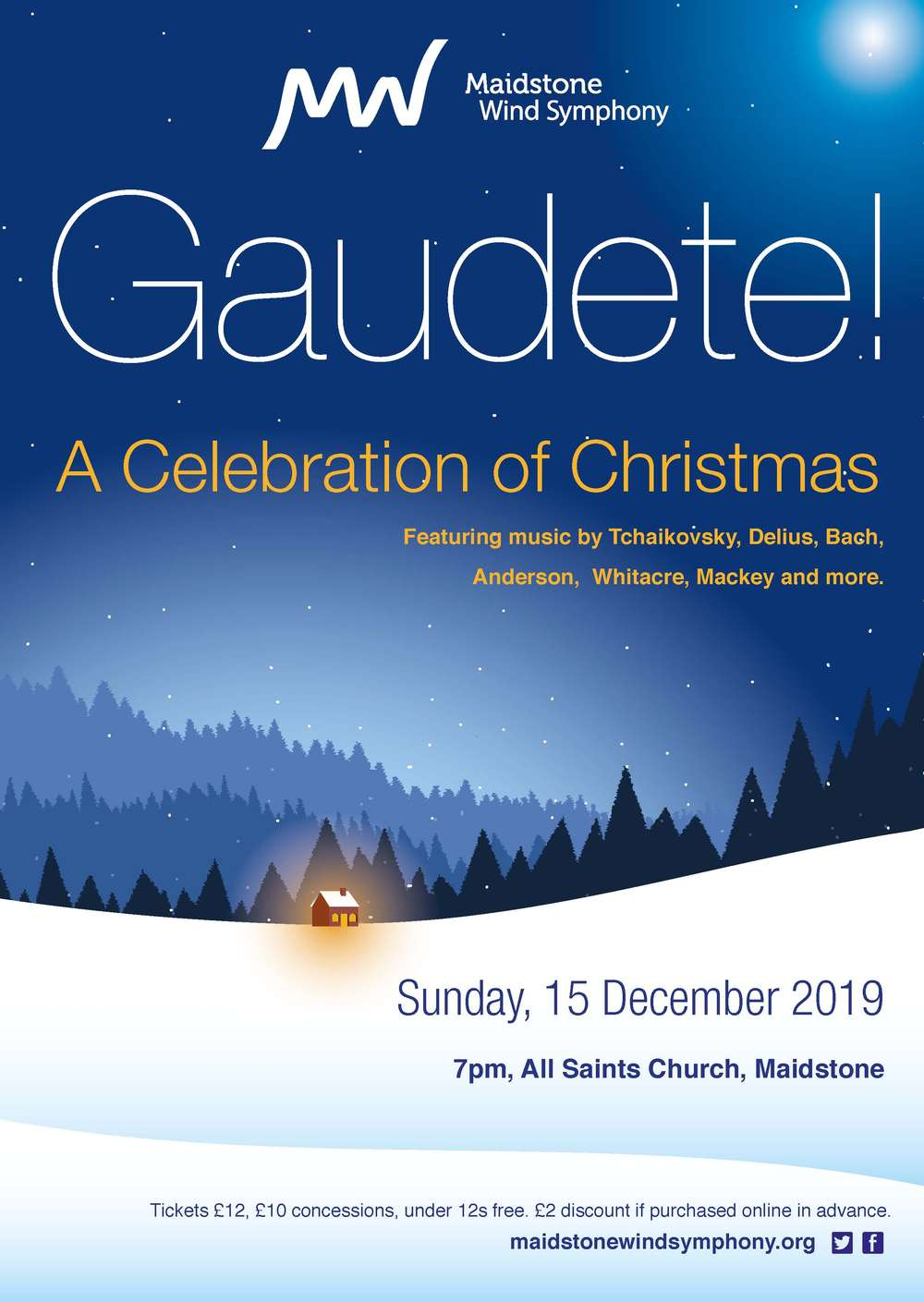 Gaudete! Concert foreword by Sam Willsmore