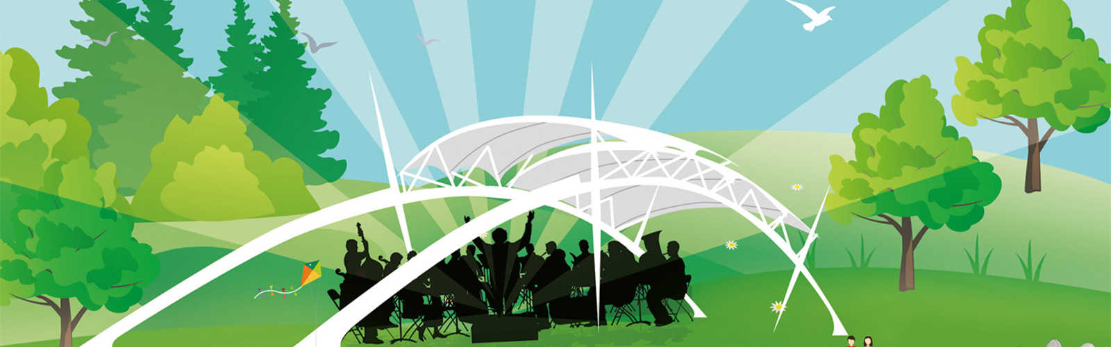Join us at Maidstone's Proms in the Park - Saturday, 25 May