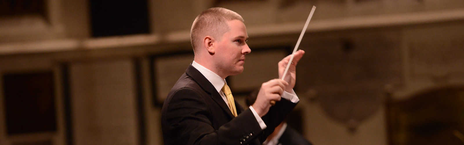 Find out more about our Music Director